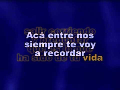 Aca entre nos Vicente Fernandez