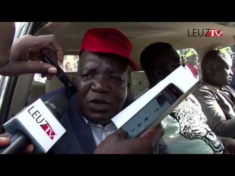 Marche de l'opposition: Omar Sarr et Cie plus que déterminés à faire face au régime de Macky Sall