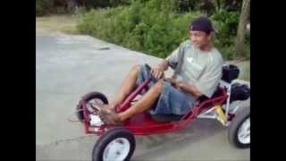 Home made Go Kart (#3) - Paoay, Ilocos Norte Philippines