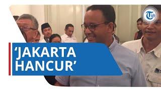 Kritik Pedas untuk Anies Baswedan, Ade Armando: Jakarta Saja Sudah Hancur
