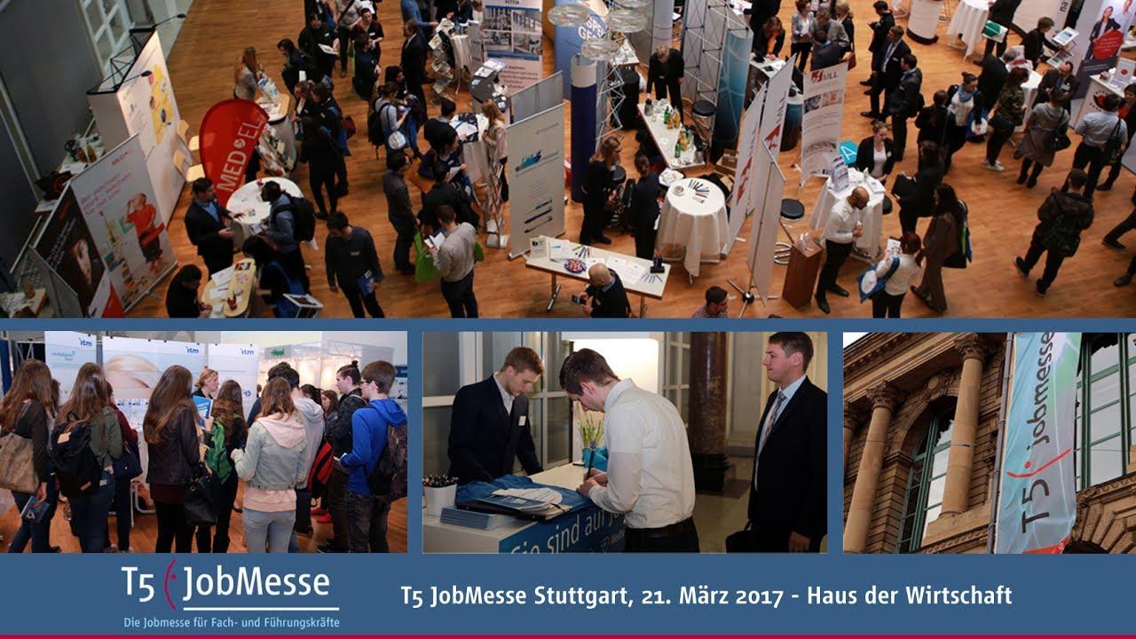 T5 JobMesse Stuttgart 2017