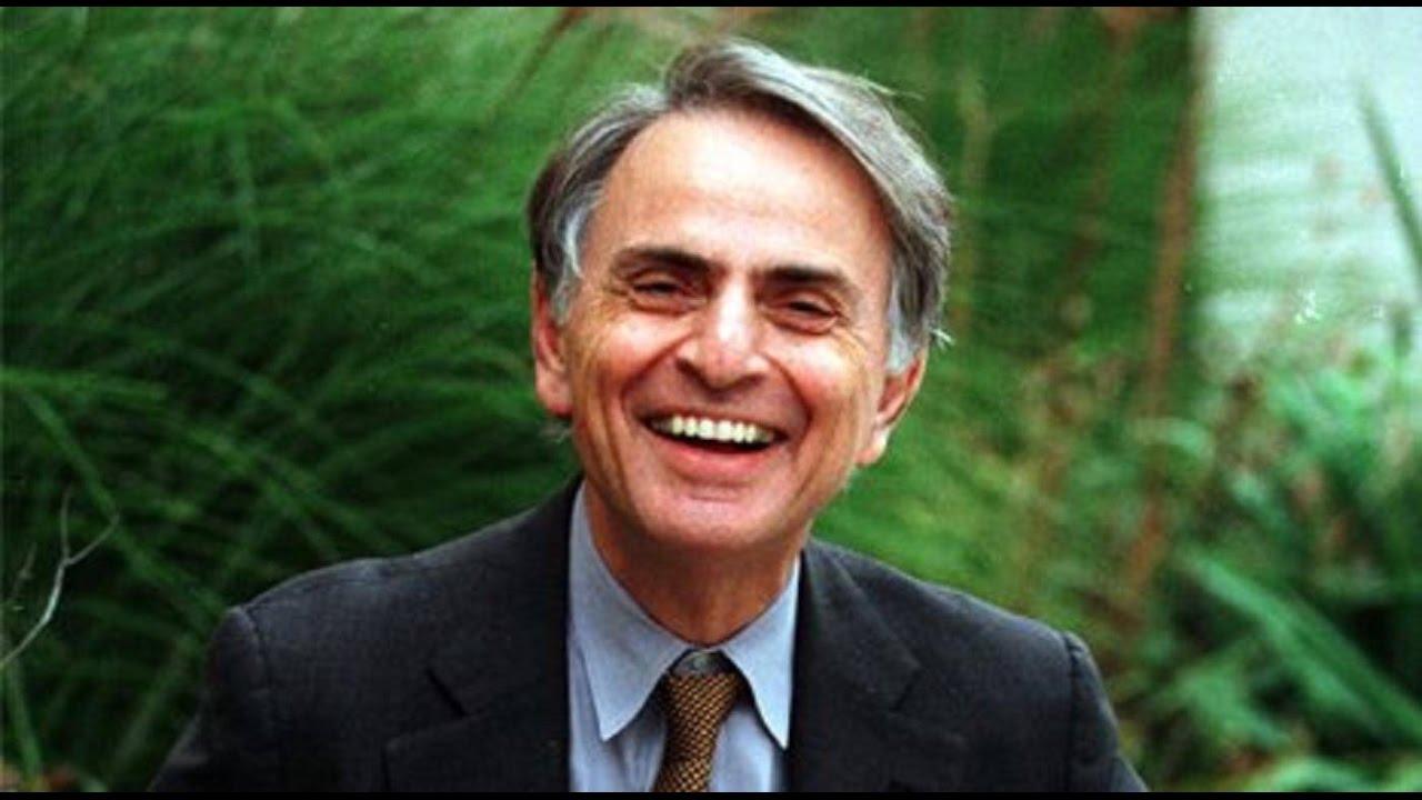 Homenaje a Carl Sagan - 10 Citas para Recordar