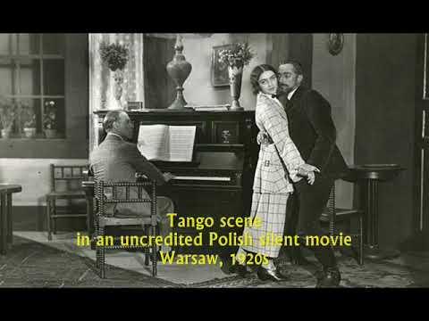 Old Polish tango: Faliszewski & Ork. Henryka Warsa: Gdy orkiestra tango gra, 1934