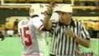 Tommie Frazier Nebraska Cornhusker Highlights