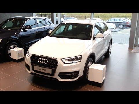 Audi Q3 2015 In depth review Interior Exterior