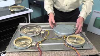 Range Repair - Replacing the Large Surface Element (Whirlpool Part # 8523692)