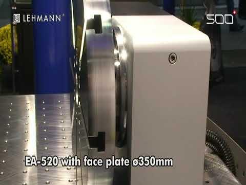 ЧПУ поворотный стол LEHMANN ЕА-520.L