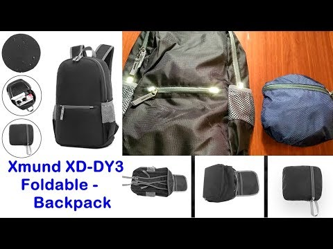 Xmund XD-DY3 Foldable Backpack