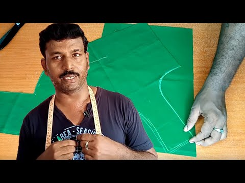 40 inch Size Blouse Cutting & Stitching | Tailor Bro