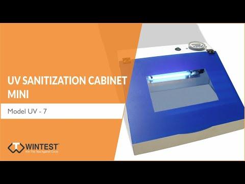 UV Sanitization Cabinet -Mini