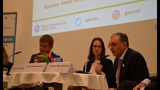 Зограб Мнацаканян принял участие в дискуссии «Перспектива гражданского общества»