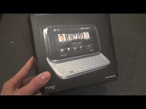 HTC Touch Pro2 Unboxing