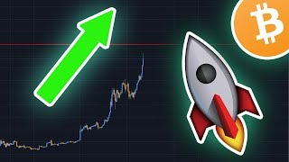 FOMO WORKED! - BTC's Moon Can't Stop, Won't Stop!