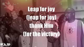 Mississippi Mass Choir - I Love to Praise Him (Lyric Video)
