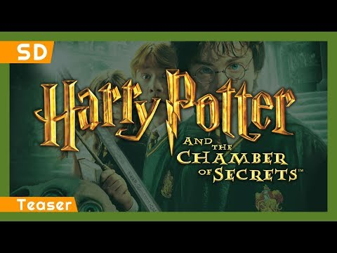 Harry Potter and the Chamber of Secrets Movie Trailer