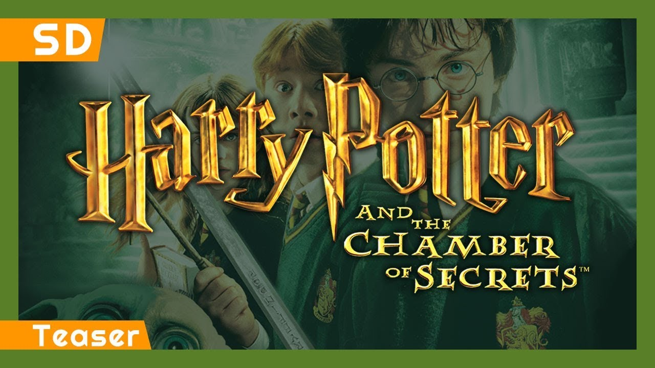 Trailer för Harry Potter and the Chamber of Secrets