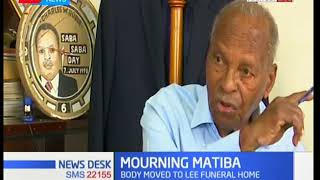Former Mayor Charles Rubia recalls his times with the late Stanley Kenneth Matiba