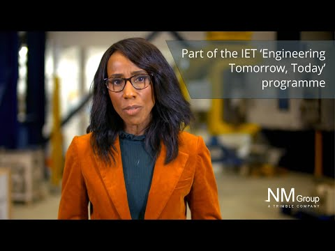 Engineering Tomorrow, Today: NM Group in partnership with the IET & ITN Productions