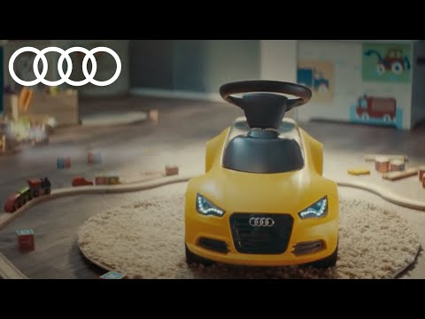 Audi junior quattro - Limited Bobby Car Edition