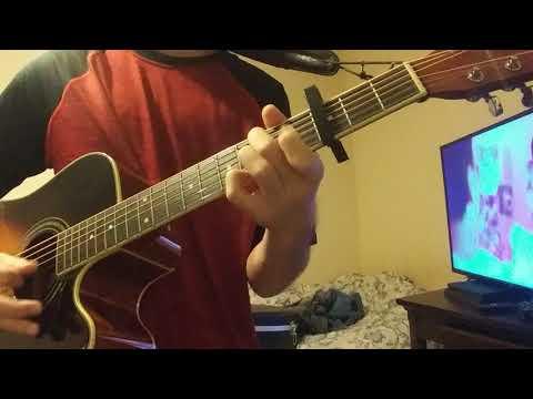 태연 (TAEYEON) x 멜로망스 'Page 0' w/ Acoustic Guitar Cover