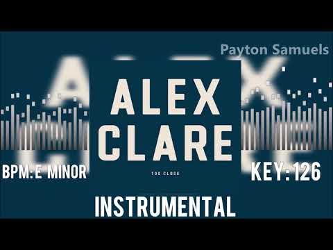 Alex Clare - Too Close (Official Instrumental)