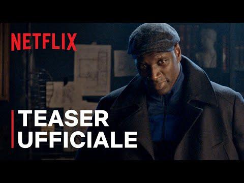 Lupin: ecco il teaser trailer della serie con Omar Sy