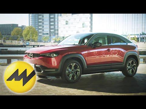 Mazda MX-30 erste Fahrt im Elektro-SUV | Motorvision