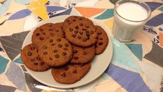 מתכון לעוגיות שוקולד צ'יפס דיאטטיות