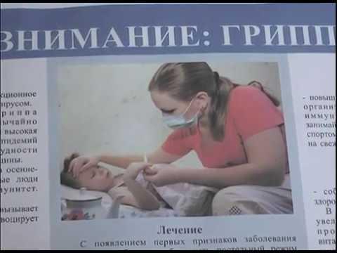 Ситуация по гриппу и ОРВИ (06.02.2019)