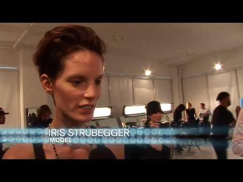 Iris Strubegger - Videofashion Model Profile