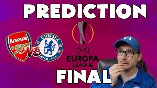 chelsea vs arsenal europa league predictions - TH-Clip