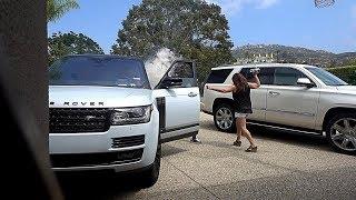 SMOKING IN MY CAR PRANK!! (SHE BROKE IT) | FaZe Rug