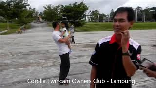 Big Family Of Corolla Twincam Owners Club - Lampung