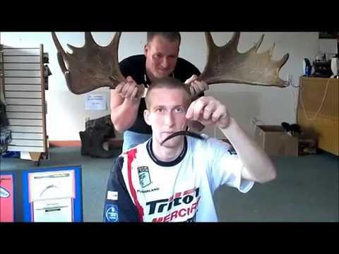 BASS FISHING TIP – Wacky Rigging Stick Baits