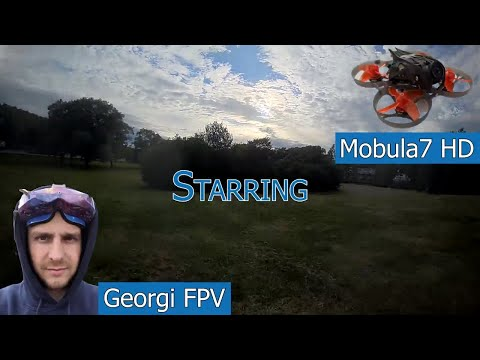 A Finnish summer through the eyes of a cinewhoop - Mobula7 HD micro quad!