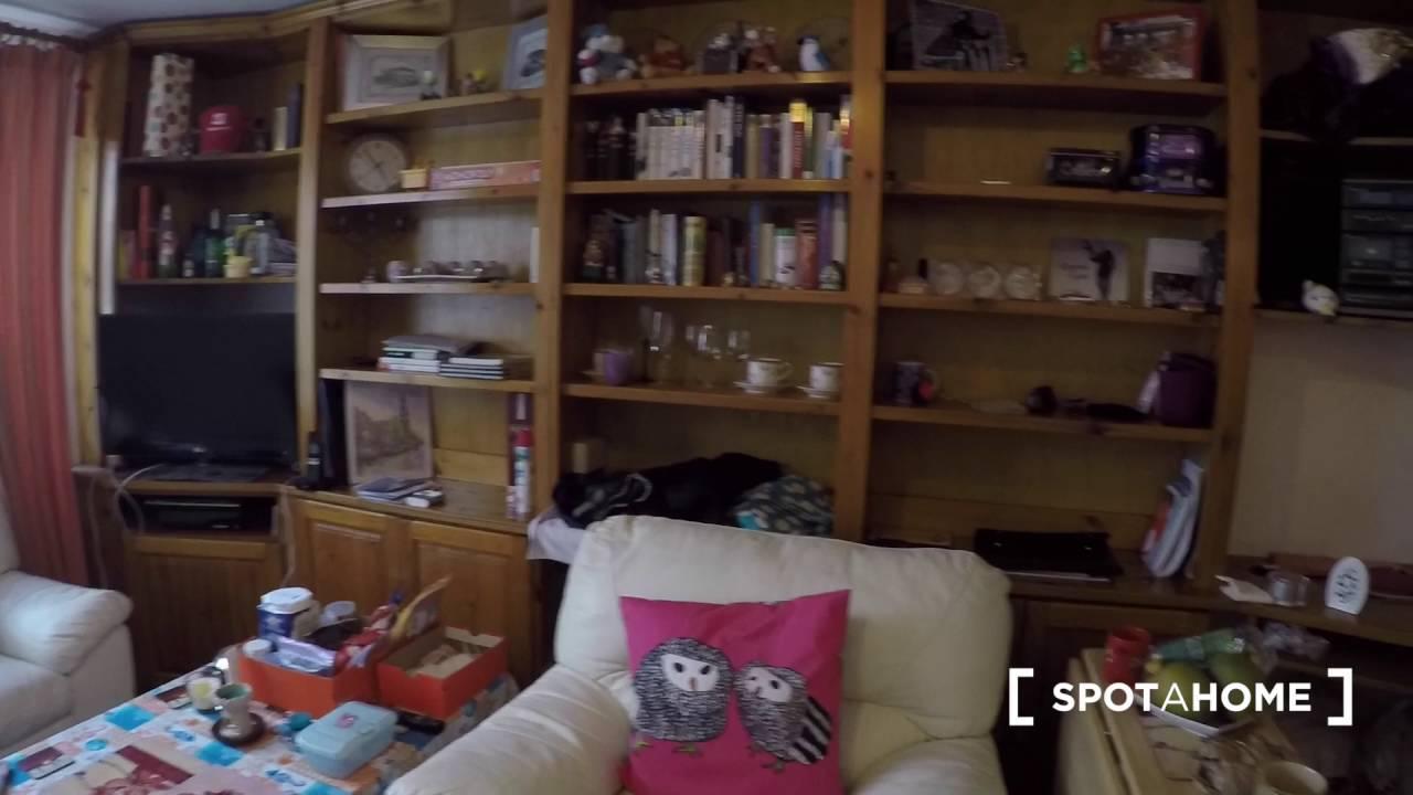 Room to rent in cozy 2-bedroom flatshare - Kilmainham