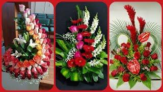 Very Beautiful Fresh Flower Bouquets Arrangement Collection