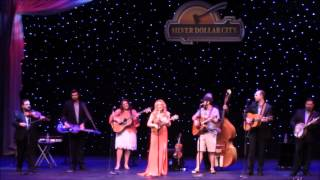"""RHONDA VINCENT/MARK WILLS @ Silver Dollar City """"Don't You Ever Get Tired (of Hurting Me)"""""""