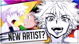 Hunter X Hunter RETURN With NEW Artist REFUSED By Creator Explanation!