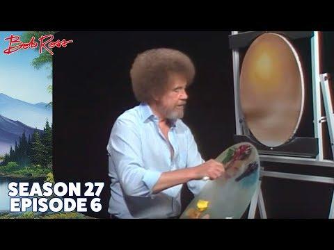 Bob Ross - Daisies at Dawn (Season 27 Episode 6)