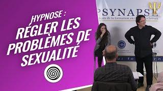 Formation Hypnose Psynapse : Les Problématiques Sexuelles En Hypnose.