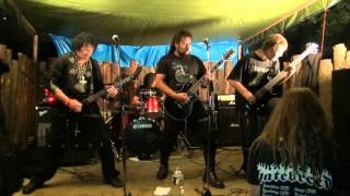 Video Swordokult-Road pub Poprad / Live 31 8 2014/