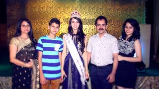 Miss World 2014 Contestant Introduction-Koyal Rana from India