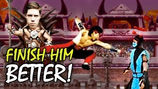 10 Worst Mortal Kombat Fatalities Of All Time