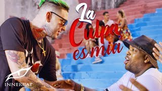 La Culpa Es Mía - Lary Over (Video)