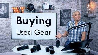 Buying Used Cameras & Lenses: Warranties, eBay, sniping & MORE
