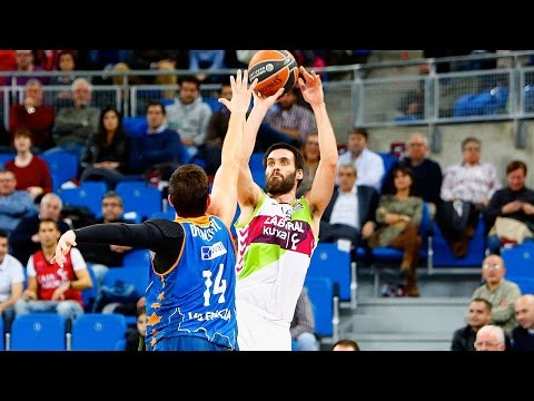 Highlights: Laboral Kutxa Vitoria-Valencia Basket