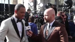 Terrence Jenkins & I at the Oscars