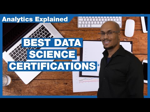 5 Best Data Science Certifications in 2021 - YouTube