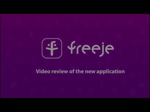 Видеообзор Freeje
